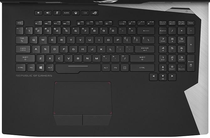 Test ASUS G703GX - imponujący laptop z układem GeForce RTX 2080 [nc3]