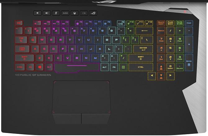Test ASUS G703GX - imponujący laptop z układem GeForce RTX 2080 [nc4]