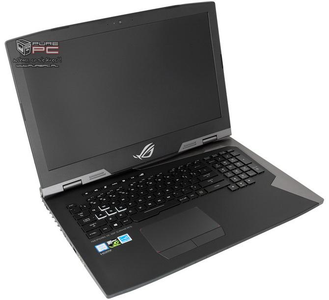 Test ASUS G703GX - imponujący laptop z układem GeForce RTX 2080 [nc6]