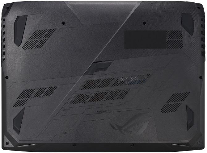 Test ASUS G703GX - imponujący laptop z układem GeForce RTX 2080 [nc9]