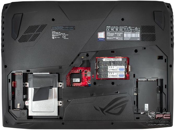 Test ASUS G703GX - imponujący laptop z układem GeForce RTX 2080 [nc10]