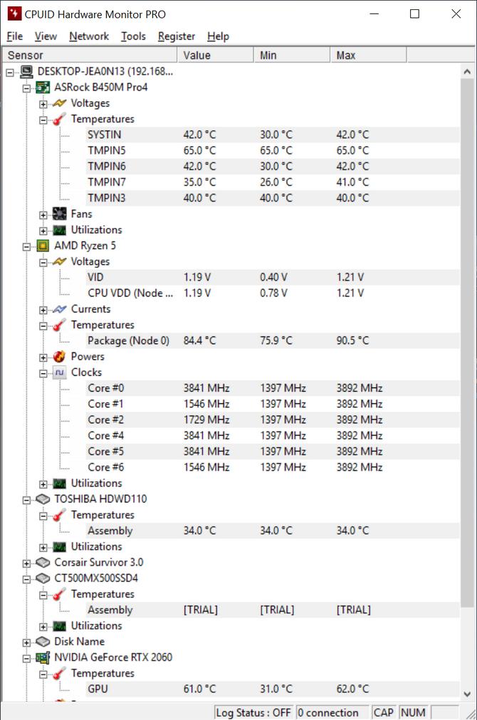 Test komputera za 4000 złotych - Ryzen 5 2600 i GeForce RTX 2060 [14]