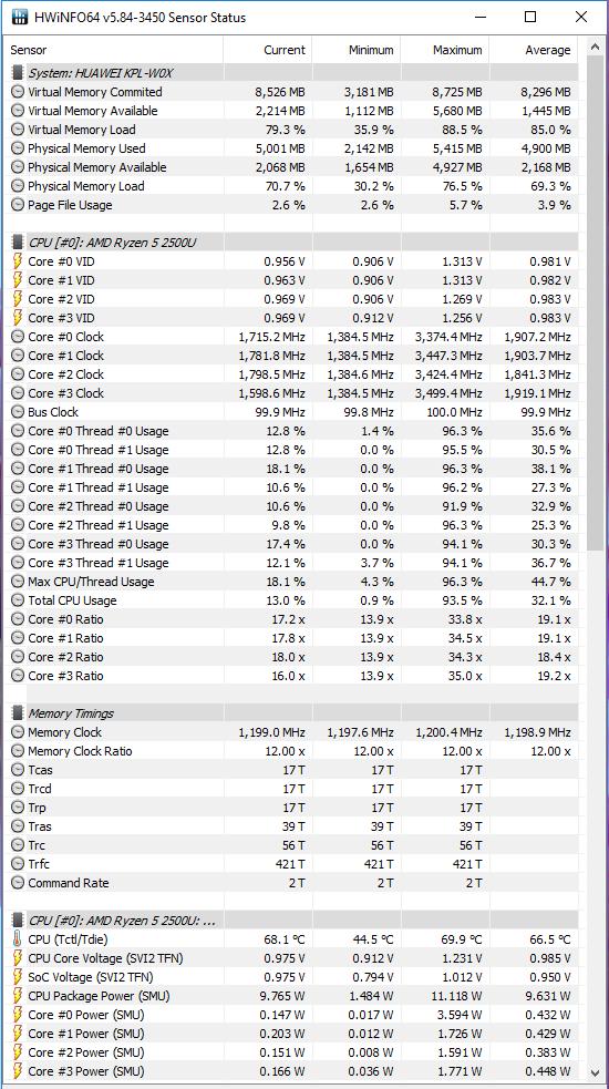 Test Huawei Matebook D14 - AMD Ryzen Mobile w atrakcyjnej cenie [31]