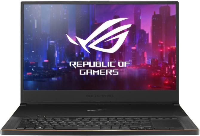 Test ASUS GX701GX - Smukły laptop z GeForce RTX 2080 Max-Q [1]