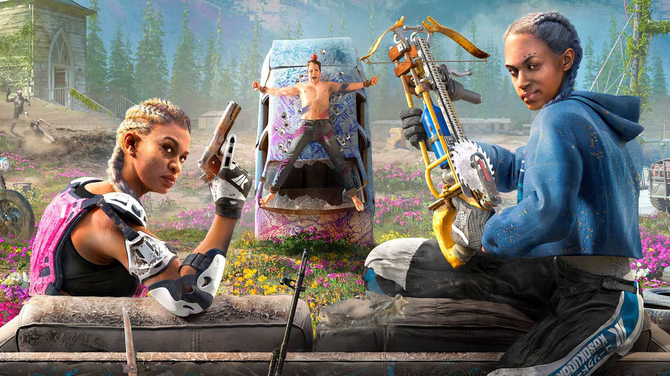 Recenzja Far Cry: New Dawn - czy to sequel godzien Josepha Seeda? [1]