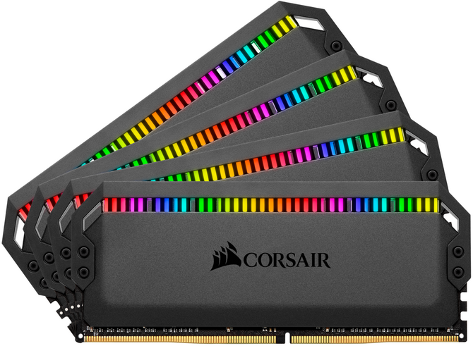 Test pamięci DDR4 Corsair Dominator Platinum RGB 3600 MHz CL16 [1]