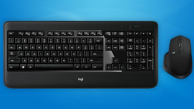 Test zestawu Logitech MX900 Wireless - bo do biura trzeba dwojga [1]