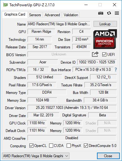 Test Acer Aspire 3 - tani i dobry laptop z AMD Ryzen 5 2500U i Vega 8 [24]