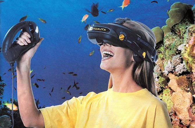Rozwój i wpadki gogli VR: Zawiła historia wirtualnej rzeczywistości [20]