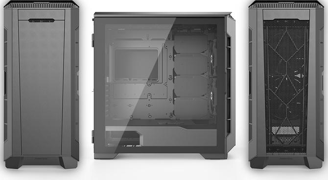 Test obudowy Phanteks Eclipse P600s - Holenderski geniusz [2]
