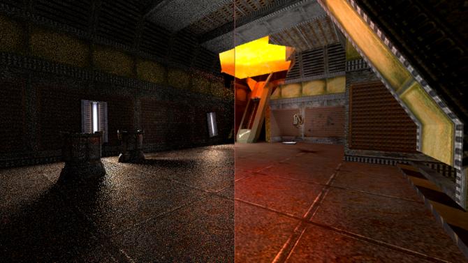 Test wydajności Quake II - Path tracing na API Vulkan wstrząsa... [2]