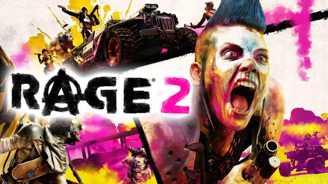 Recenzja Rage 2: Mordownia pierwsza klasa. Reszta jest milczeniem [1]