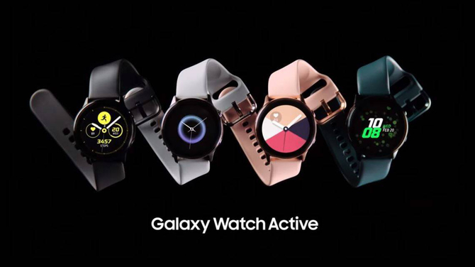 Test smartwatcha Samsung Galaxy Watch Active - czas na sport [1]