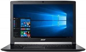 Jaki laptop do gier - Acer Aspire 7
