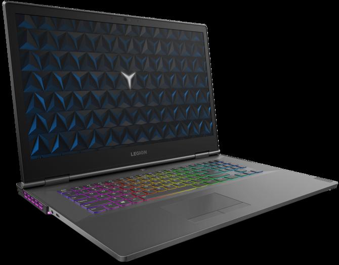 Test Lenovo Legion Y740 - atrakcyjny notebook z GeForce RTX 2060 [1]