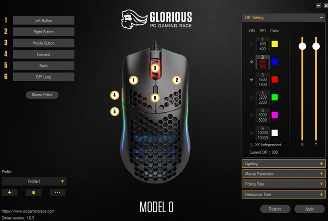 Test myszy Glorious PC Gaming Race - Model 0. Czy to już ideał? [5]