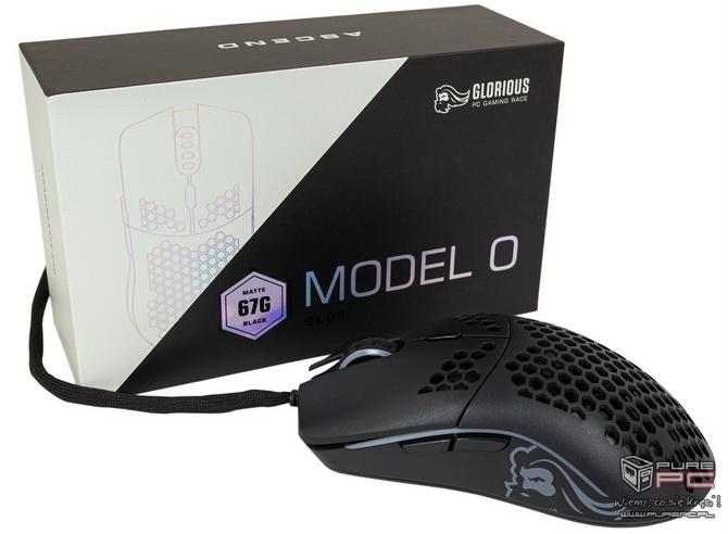 Test myszy Glorious PC Gaming Race - Model 0. Czy to już ideał? [nc1]