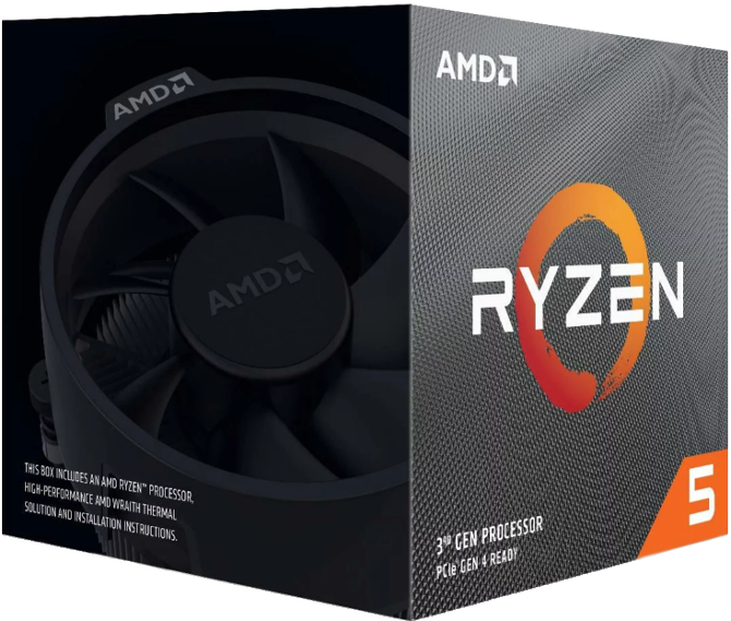 AMD Ryzen 5 3600 vs Intel Core i5-9600K - Test procesorów   [3]