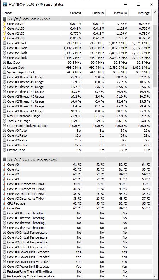 Test HP Envy 13 (2019) - piękny ultrabook z NVIDIA GeForce MX250 [34]