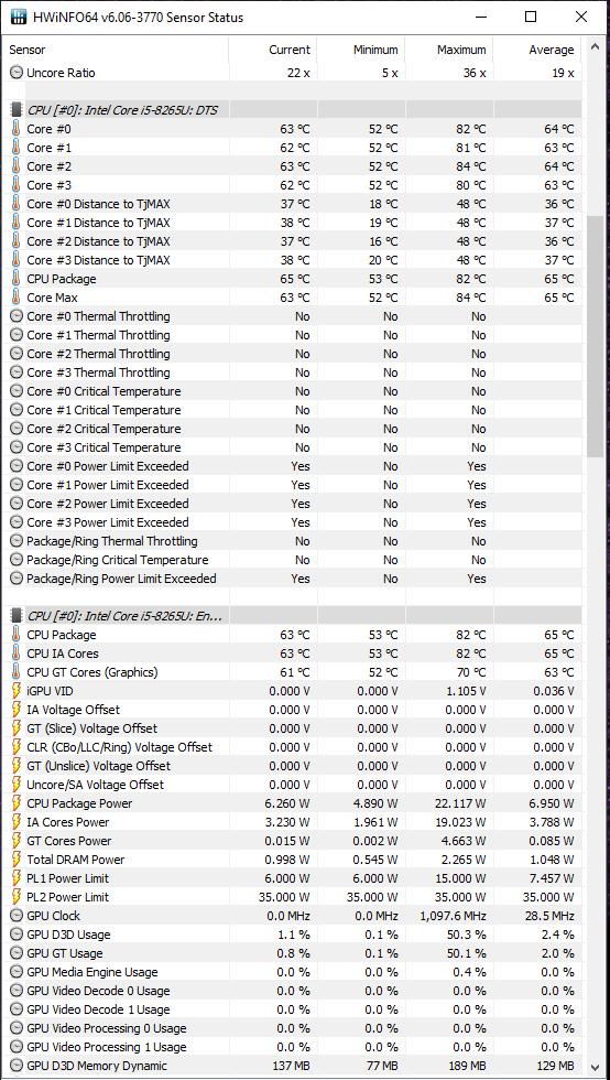 Test HP Envy 13 (2019) - piękny ultrabook z NVIDIA GeForce MX250 [35]
