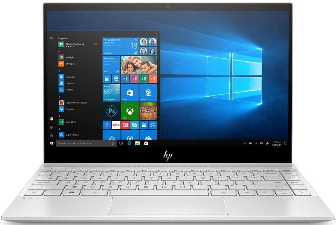 Test HP Envy 13 (2019) - piękny ultrabook z NVIDIA GeForce MX250 [nc5]