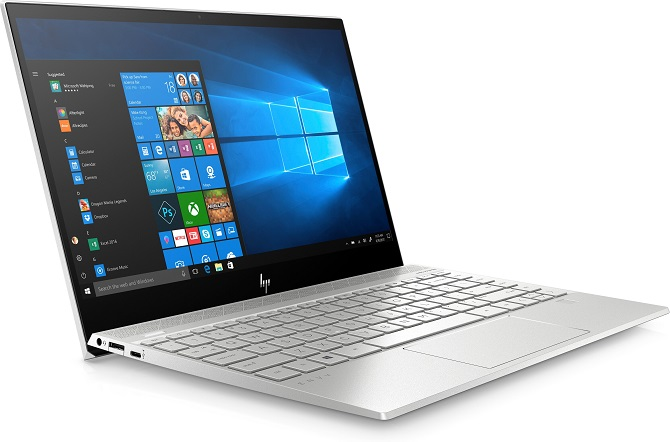 Test HP Envy 13 (2019) - piękny ultrabook z NVIDIA GeForce MX250 [nc8]