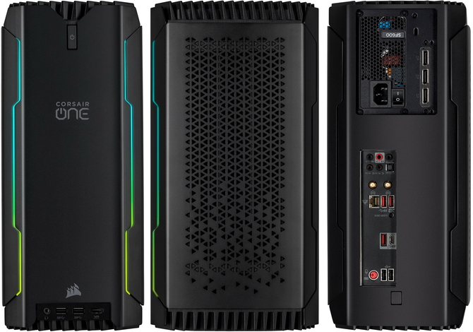 Test komputera Corsair ONE i160 - Mini z Core i9-9900K i RTX 2080 Ti [30]