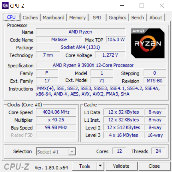 Test procesora AMD Ryzen 9 3900X - Jeszcze wincyj rdzyniuf! [2]