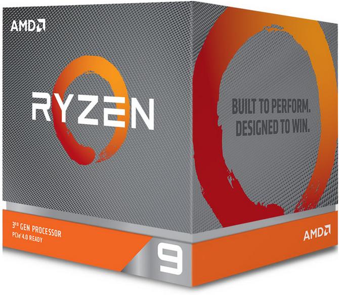 Test procesora AMD Ryzen 9 3900X - Jeszcze wincyj rdzyniuf! [9]