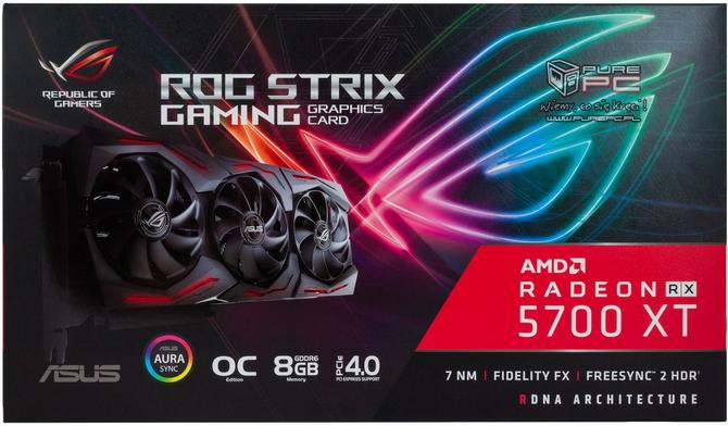 Test ASUS ROG Strix Radeon RX 5700 XT - Navi w dobrym wydaniu [nc1]