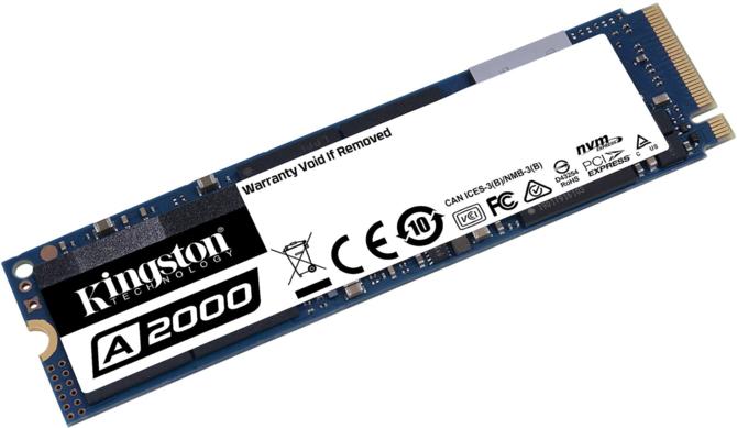 Test dysku SSD Kingston A2000 - Średniej klasy nośnik M.2 PCI-E 3.0 [1]