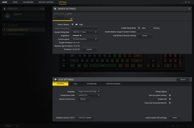 Test klawiatury Corsair K57 RGB Wireless - Membrana bez kabli [6]