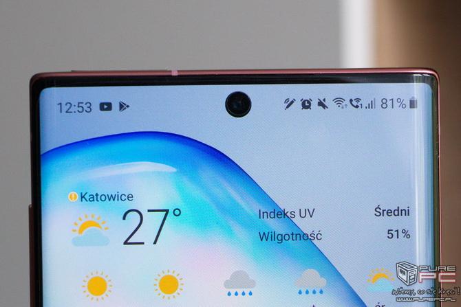 Test smartfona Samsung Galaxy Note 10 – Bez ramek, ale z rysikiem [nc9]