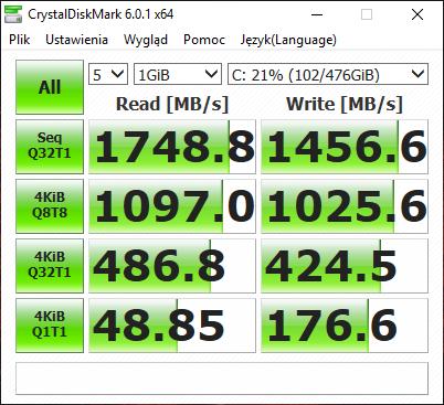 Test Acer Aspire 5 (2019) - multimedialny laptop z GeForce MX250 [7]