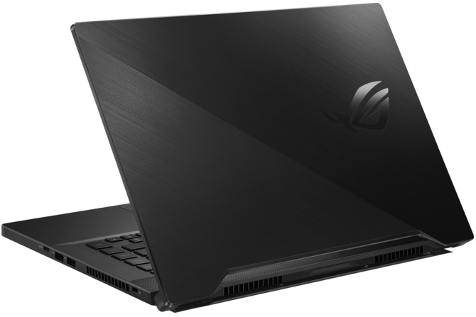 Test ASUS ROG Zephyrus GX502GW - notebook z 240 Hz matrycą [2]