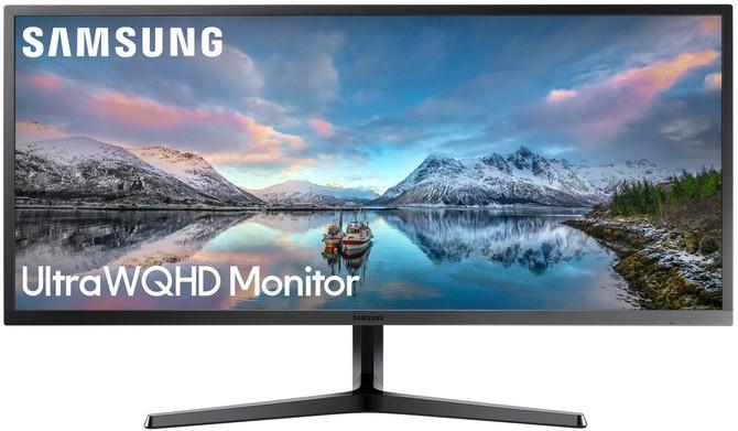 Monitor Samsung LS34J550 - Jak sprawuje się w wielozadaniowości? [1]