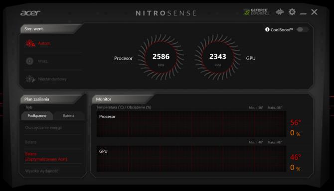Test notebooka Acer Nitro 7 - nowość z NVIDIA GeForce GTX 1650 [54]