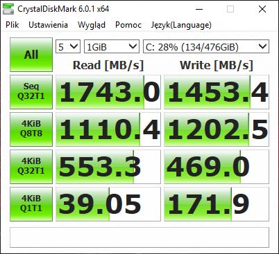 Test notebooka Acer Nitro 7 - nowość z NVIDIA GeForce GTX 1650 [8]
