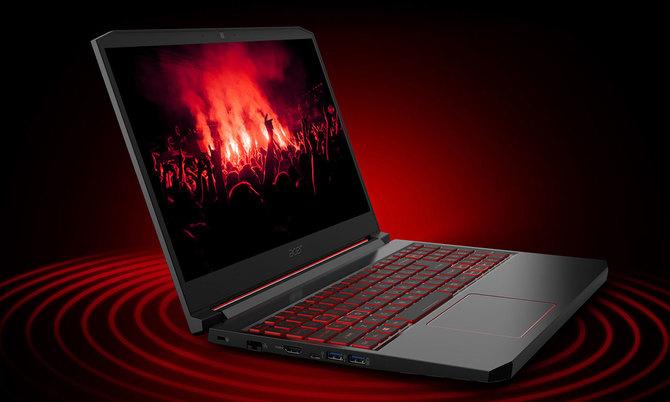 Test notebooka Acer Nitro 7 - nowość z NVIDIA GeForce GTX 1650 [83]