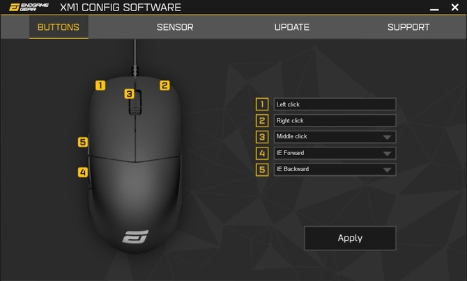 Test myszy Endgame Gear XM1 - Gaming na poważnie. Czy na pewno? [11]