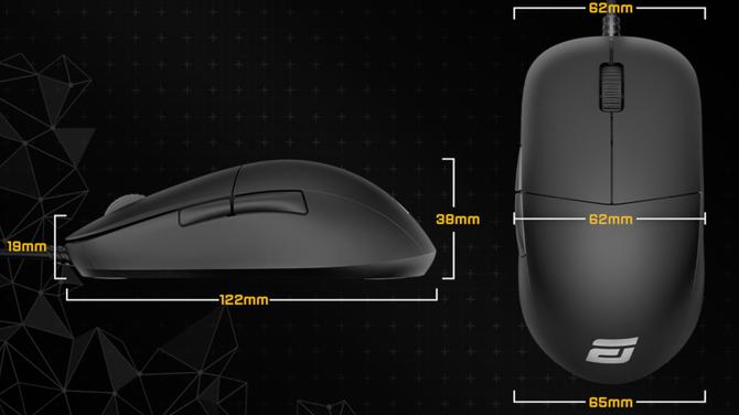 Test myszy Endgame Gear XM1 - Gaming na poważnie. Czy na pewno? [22]