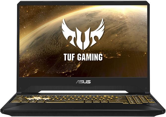 Test ASUS TUF Gaming FX505DV - Ryzen 7 3750H i GeForce RTX 2060 [nc1]