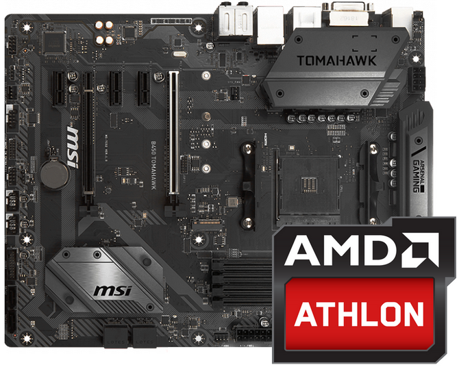 Test tanich procesorów AMD Athlon 3000G vs Intel Pentium G5400 [7]