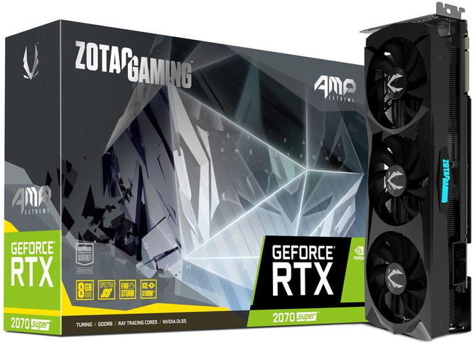 Zotac GeForce RTX 2070 SUPER AMP Extreme - Test karty graficznej  [1]