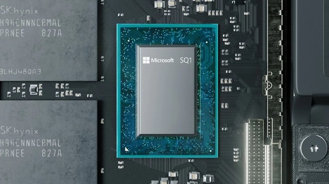 Microsoft Surface Pro X - recenzja hybrydy z układem SoC SQ1 [1]