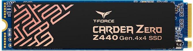 Team Group Cardea Zero Z440 - Test SSD na trzech procesorach [1]