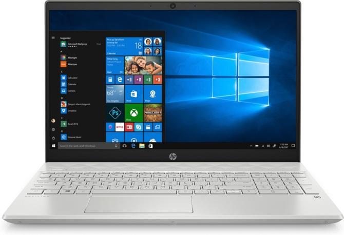 Test HP Pavilion 15 - atrakcyjny notebook z układem Core i7-1065G7 [1]