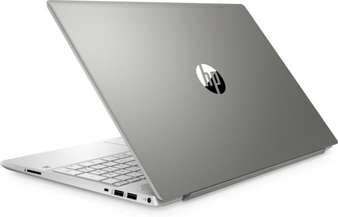 Test HP Pavilion 15 - atrakcyjny notebook z układem Core i7-1065G7 [2]