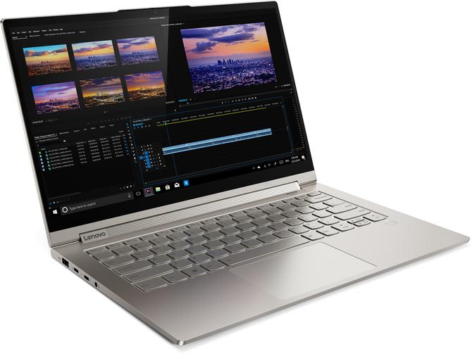 Test Lenovo YOGA C940 - doskonałe 2w1 z układem Core i7-1065G7 [2]