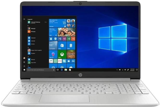 Test HP 15s - Tani notebook do pracy z układem Core i3-1005G1 [1]